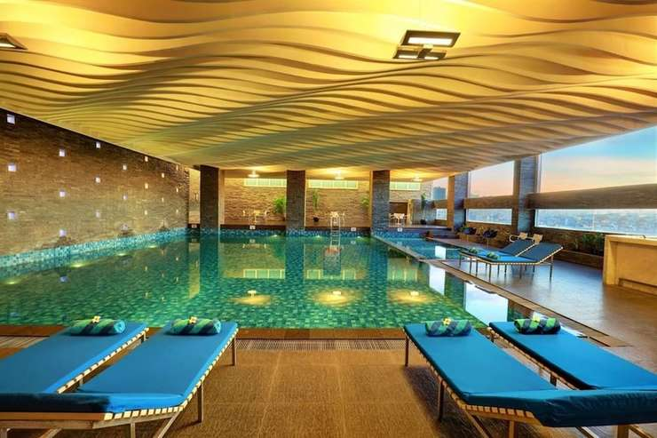 Swiss-Belhotel Mangga besar,Jakarta - Indoor Pool