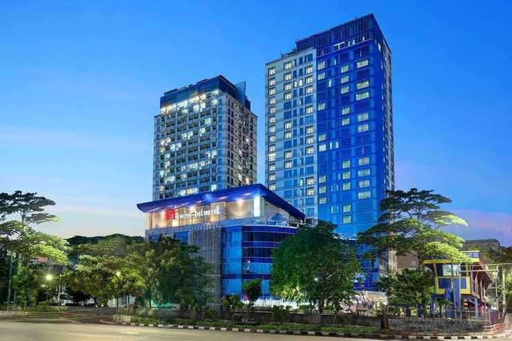 Swiss-Belhotel Mangga besar,Jakarta - Front of Property