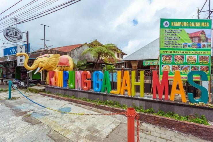Villa Gajah Mas Bedugul Bali - Exterior