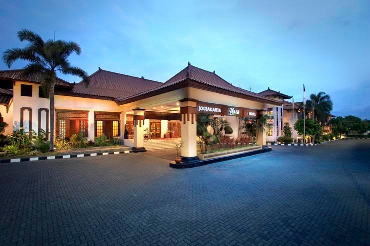 Prime Plaza Hotel Yogyakarta - Tampak Depan