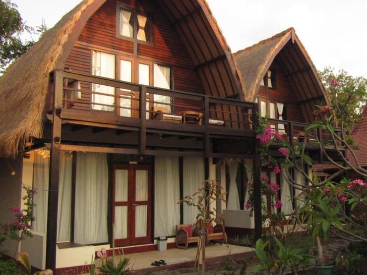 Omah Gili Lombok - Facade