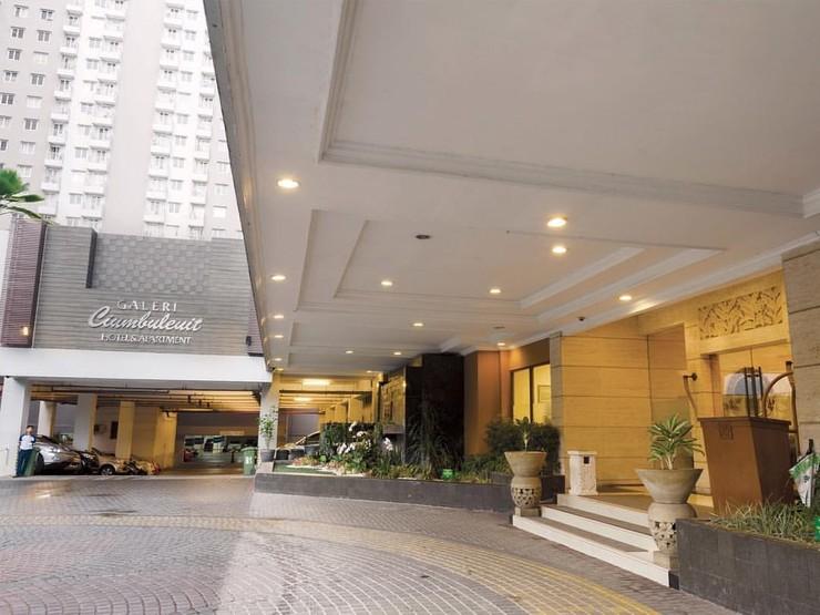 Galeri Ciumbuleuit Apartment By Kevin Property Bandung - Loby