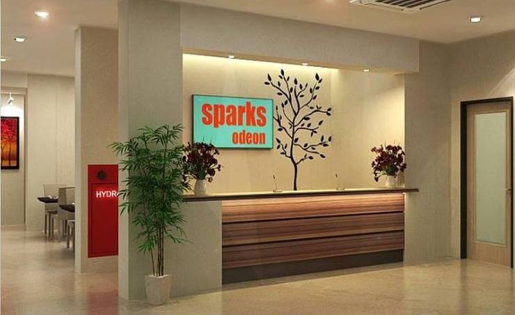 Sparks Odeon Sukabumi - Interior