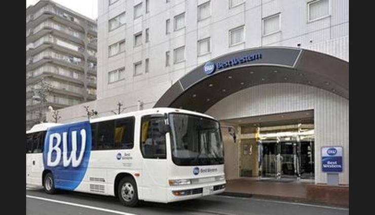 Review Hotel Best Western Tokyo Nishikasai (Tokyo)