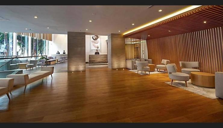 Ansa Hotel Kuala Lumpur - Lobby