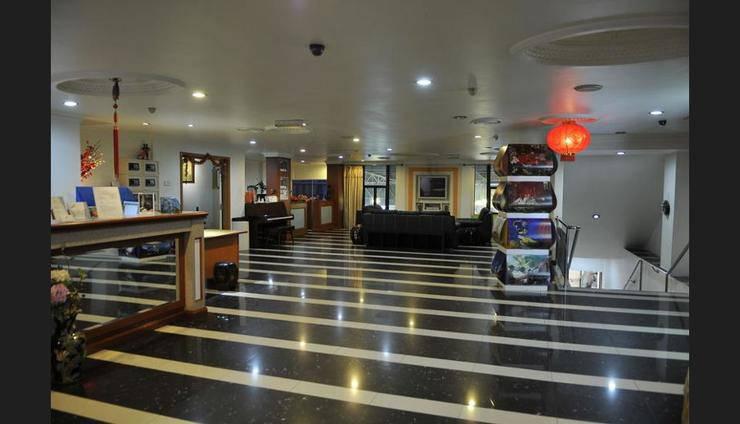 Hotel China Town 2 Kuala Lumpur Kuala Lumpur - Lobby Sitting Area