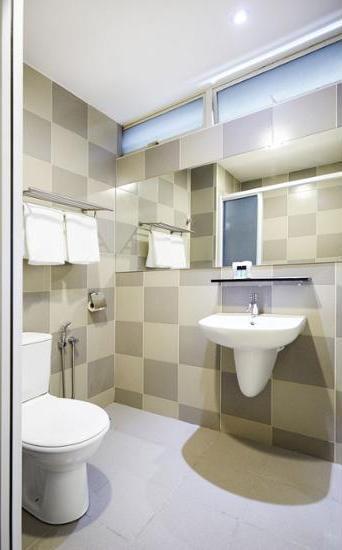 Sungei Wang Hotel Kuala Lumpur - Bathroom