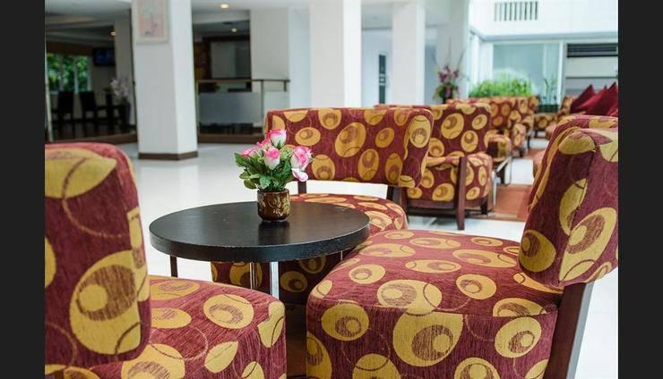 Harga Hotel The Platinum Suite (Bangkok)