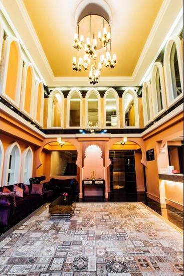 Review Hotel Baron Zotel Bangkok (Bangkok)
