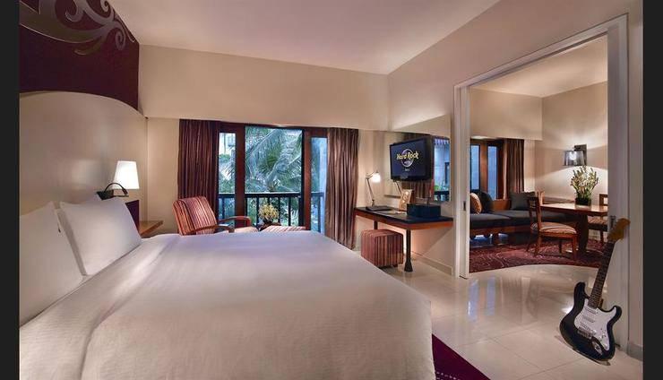 Hard Rock Hotel Bali Kuta - Guestroom