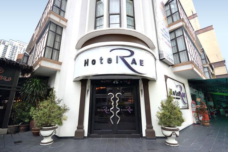 Hotel Rae Bukit Bintang Kuala Lumpur - Featured Image