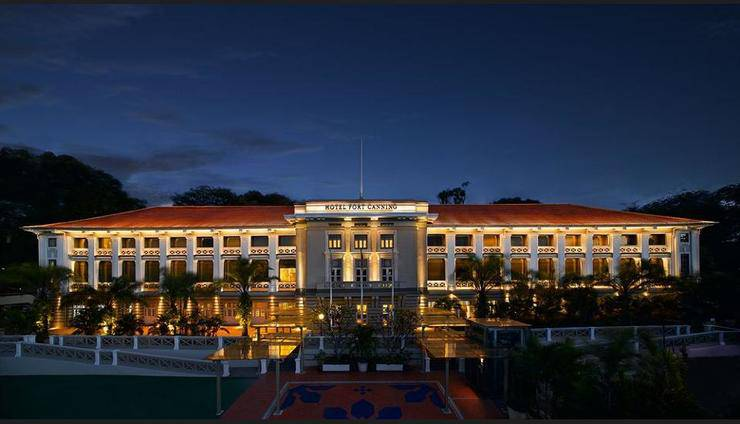 Fort Canning Hotel Singapore - Featured Image