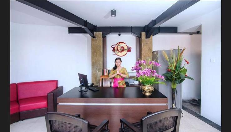 Alamat The Swaha Hotel - Bali