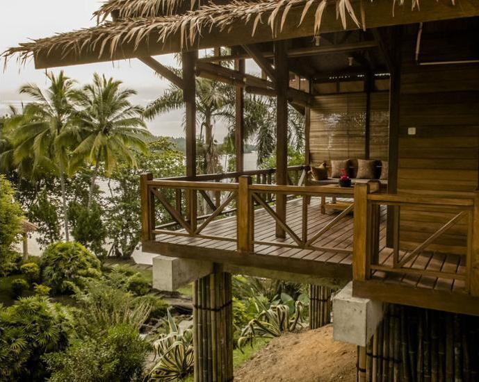 Janji Laut Resort Manado - Terrace/Patio