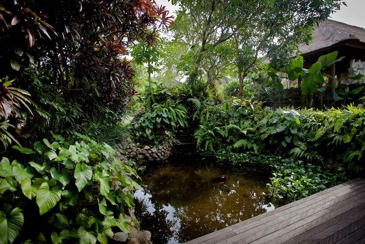 Sri Ratih Cottages Ubud - Garden