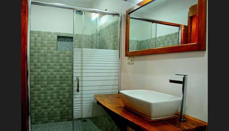 Macoa Village Lombok - Bathroom