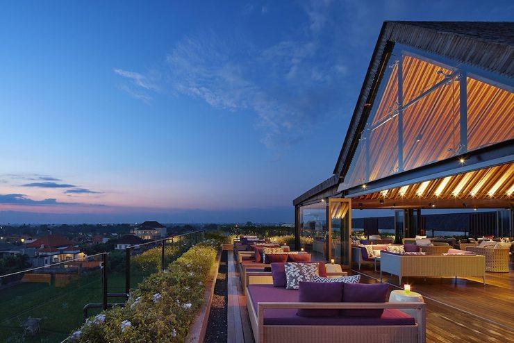 Four Points by Sheraton Bali Seminyak Bali - Hotel Bar