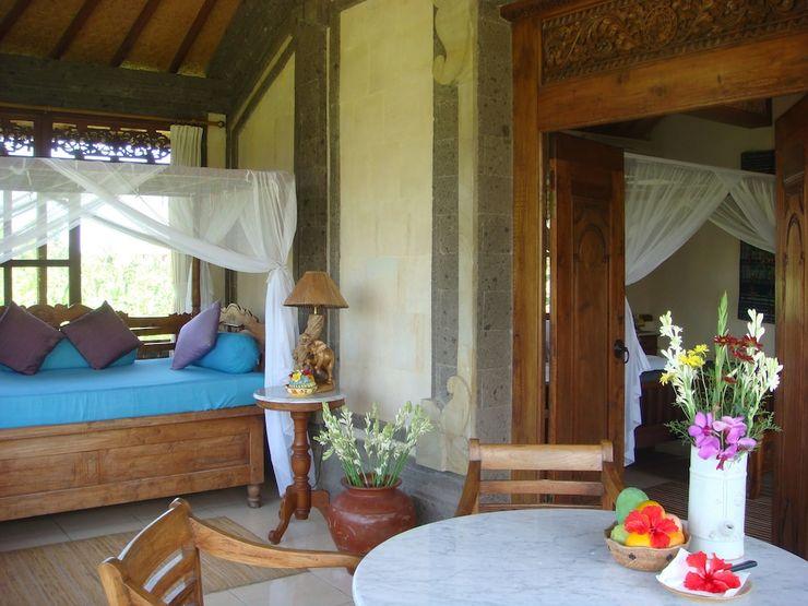 Alam Shanti Bali - Room Service - Dining