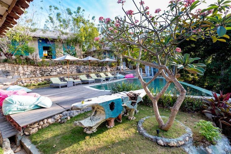 Kampung Jimba Bali - Featured Image