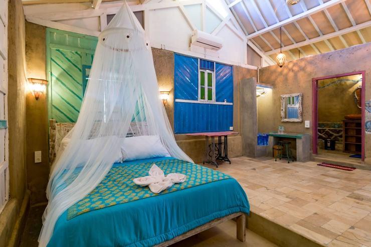 Kampung Jimba Bali - Guestroom