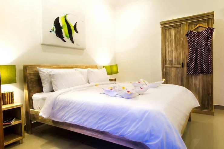 Blue Marlin Trawangan Lombok - Guestroom