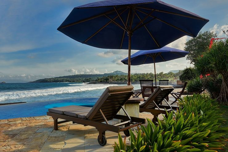 Jasri Bay Hideaway Bali - Sundeck