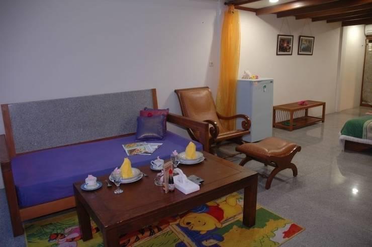 Sewu Padi Yogyakarta - Living Area