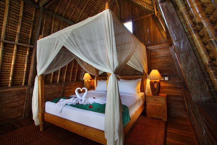 De Klumpu Bali ? Eco Tradi Stay Bali - Guestroom