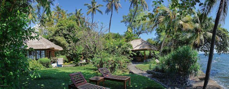 Ciliks Beach Garden Bali - Terrace/Patio