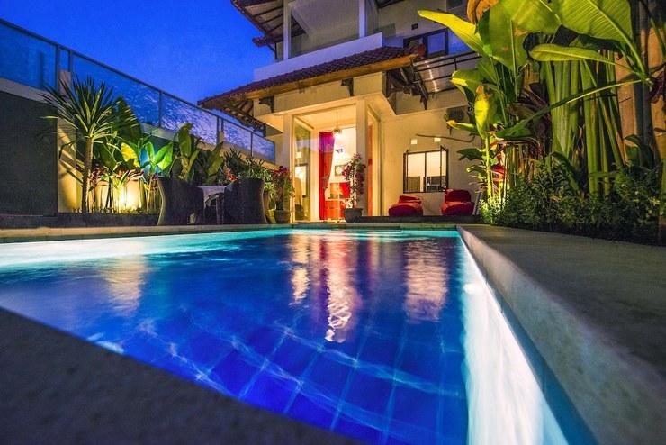 Black and Red Oberoi Villa Bali - Featured Image