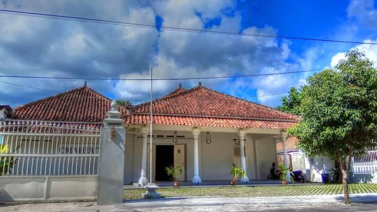 OmaHeritage - Hostel Yogyakarta - Featured Image