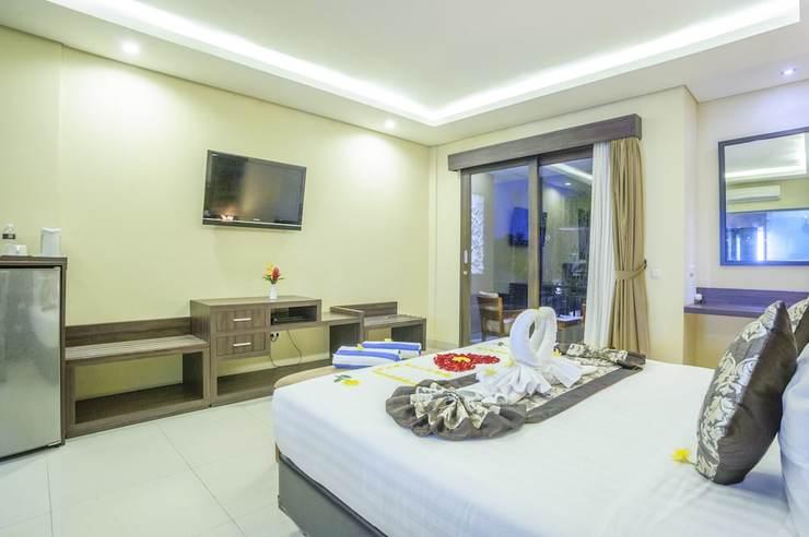 d'Penjor Seminyak Hotel Bali - Guestroom