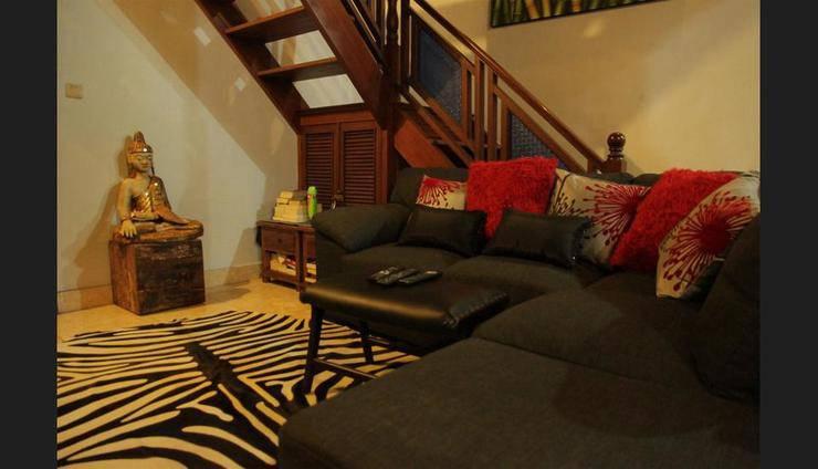 Villa Shantia Tabanan Bali - Living Room