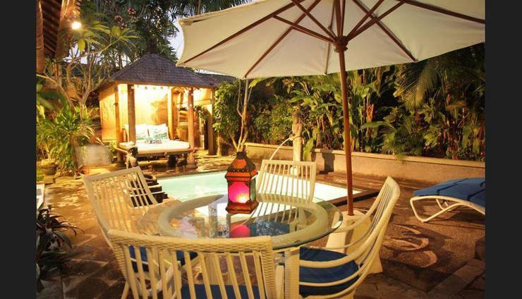 Harga Hotel Villa Shantia Tabanan (Bali)