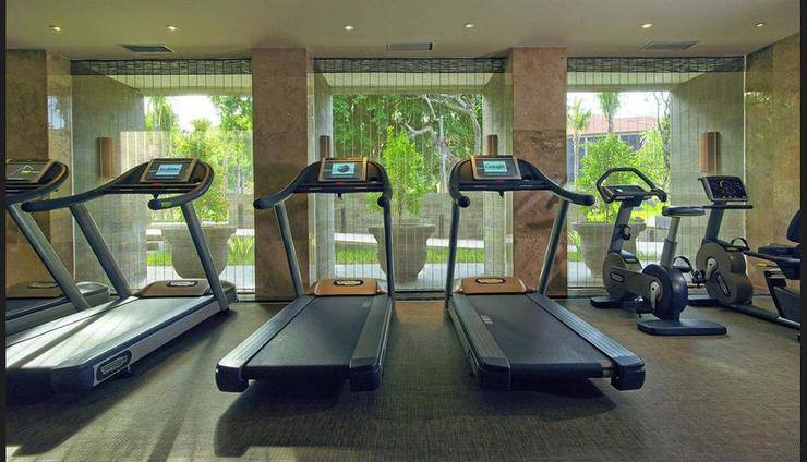 Fairmont Sanur Beach Bali - Fitness Facility
