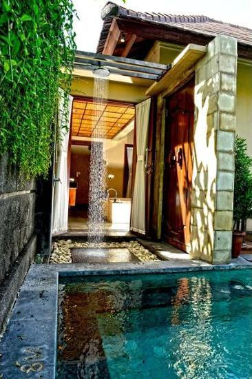 Nyuh Bali Luxury Villas Bali - Bathroom Shower