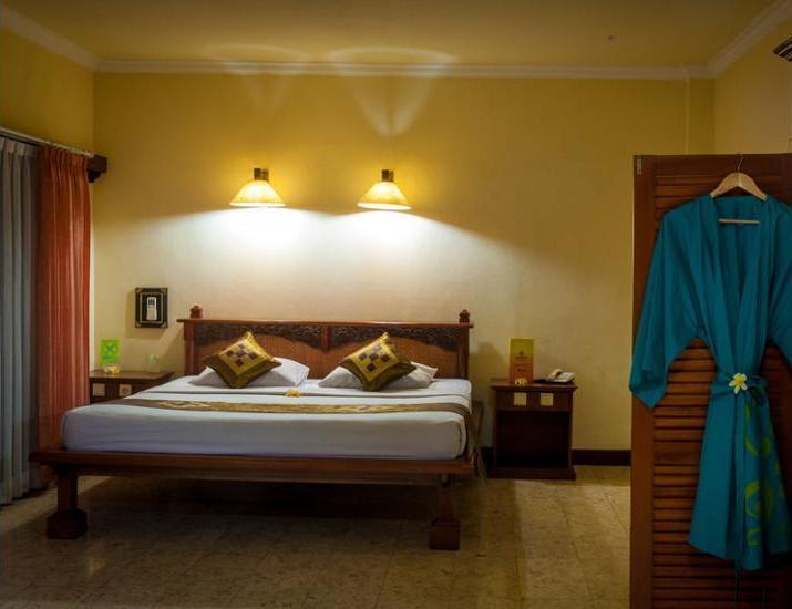 Melasti Kuta Bungalows & Spa Bali - Guestroom