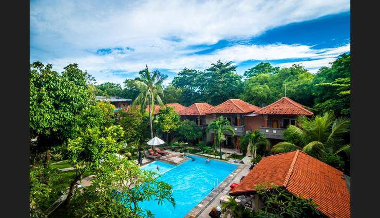 Melasti Kuta Bungalows & Spa Bali - Featured Image