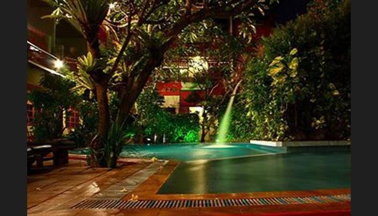 Green Garden Hotel Bali - Featured Image
