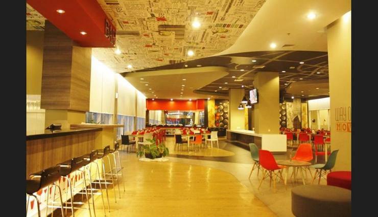 ibis Surabaya City Center - Restaurant