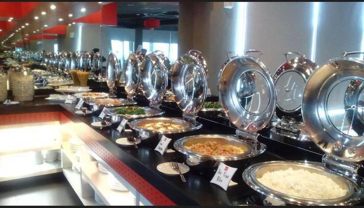 ibis Surabaya City Center - Breakfast Area