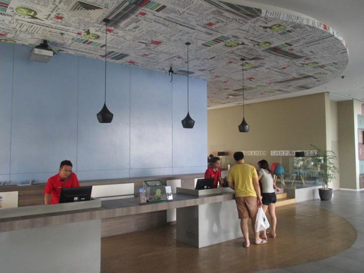 ibis Surabaya City Center - Reception