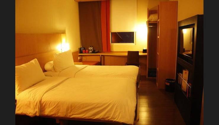 ibis Surabaya City Center - Guestroom