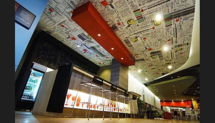 ibis Surabaya City Center - Hotel Bar