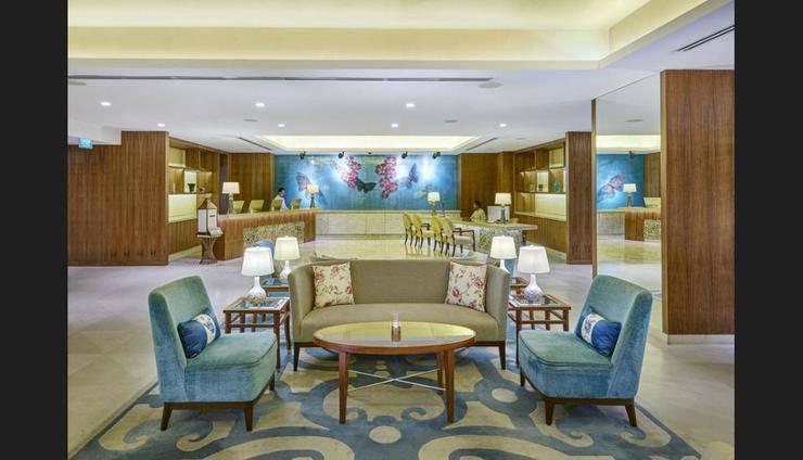 Resorts World Sentosa - Equarius Hotel Resorts World Sentosa - Equarius Hotel - Featured Image