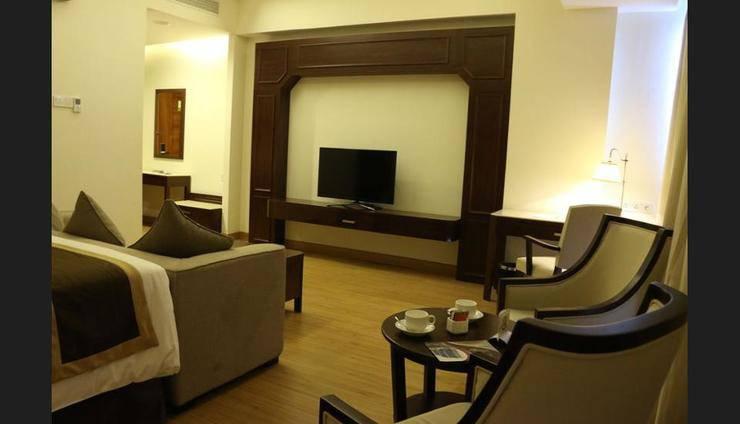 Tarif Hotel Java Palace Hotel (Bekasi)