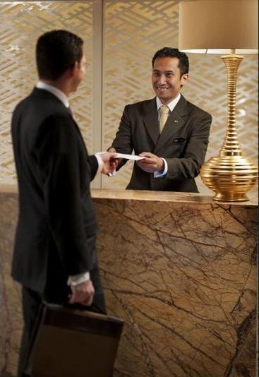 Mandarin Oriental Jakarta - Concierge Desk