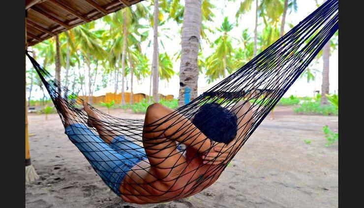Review Hotel Coconut Garden Beach Resort (Maumere)