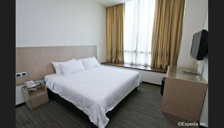 Aqueen Lavender Hotel Singapore - Guestroom