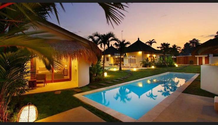 The Apartments Umalas - Pool